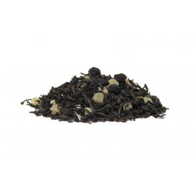 Черника со сливками (Черный чай с добавками)