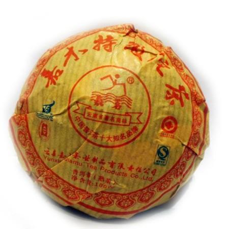 Цзя Му Тэ Цзи Туо Ча (100гр.)