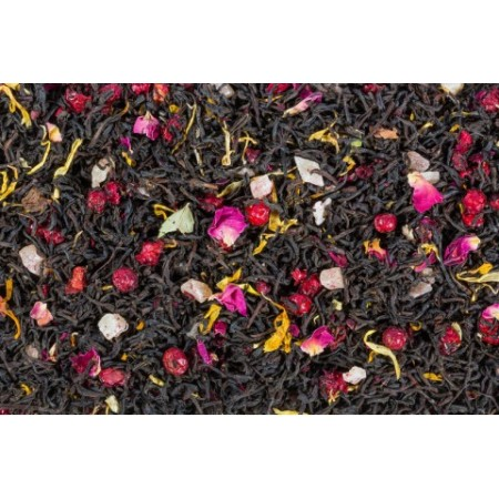 Шамаханская царица (чай с добавками)