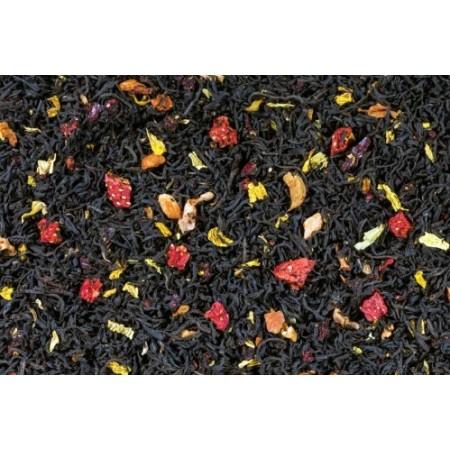 Ягодная смесь (Чай черный с добавками)