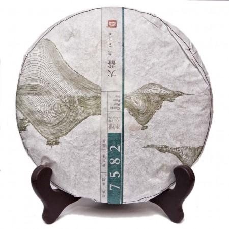 Да И Шен 7582, 357 г. Чай чёрный