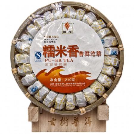 Юннаньский Пуэр жареный рис 210 гр.