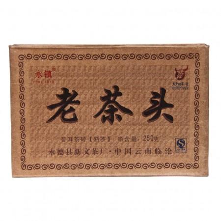 Лао Ча Пуэр 250 гр (Черный чай)