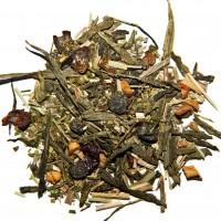 Стройный чай (чай зеленый с добавками)
