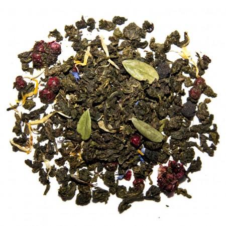 Таежный сбор (Черный чай с добавками)