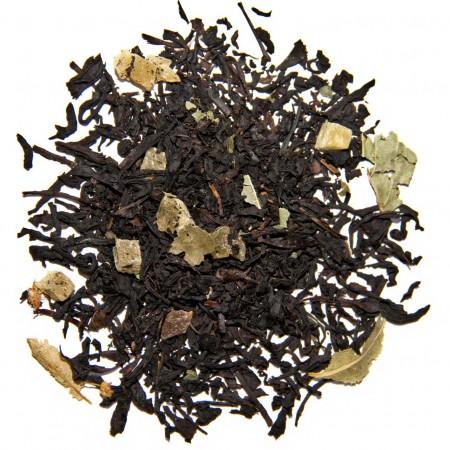 Мёд с липой (Чай черный)