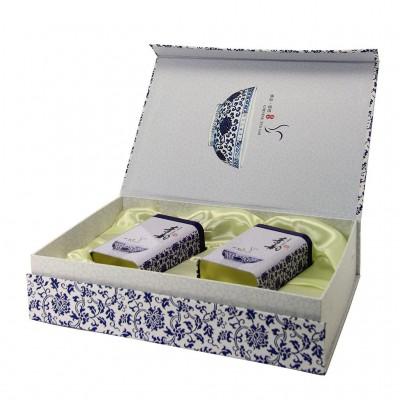 Подарочный набор для чая (2 банки)