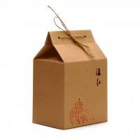 Коробка подарочная сборная 11*10*8 см