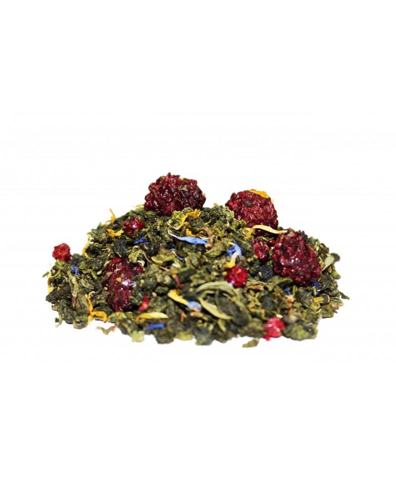 Таежный сбор (Зеленый чай с добавками)