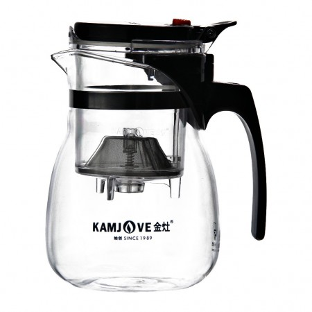Чайник Гунфу KAMJOVE (стекло) 700 мл