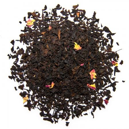 Земляничная сказка (Чай черный с добавками)