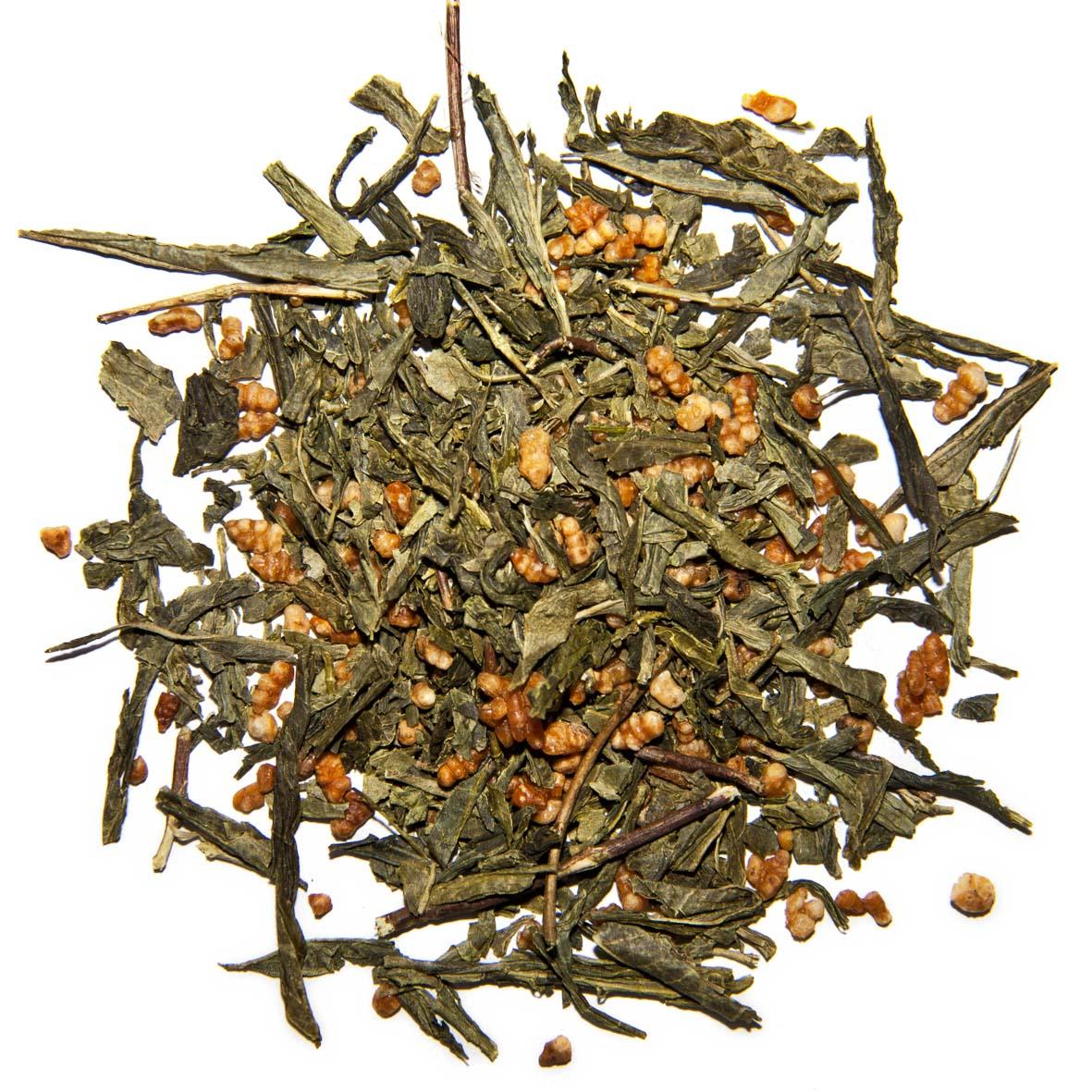 зеленый чай с рисом купить